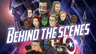 Behind The Scenes - Avengers Endgame HISHE