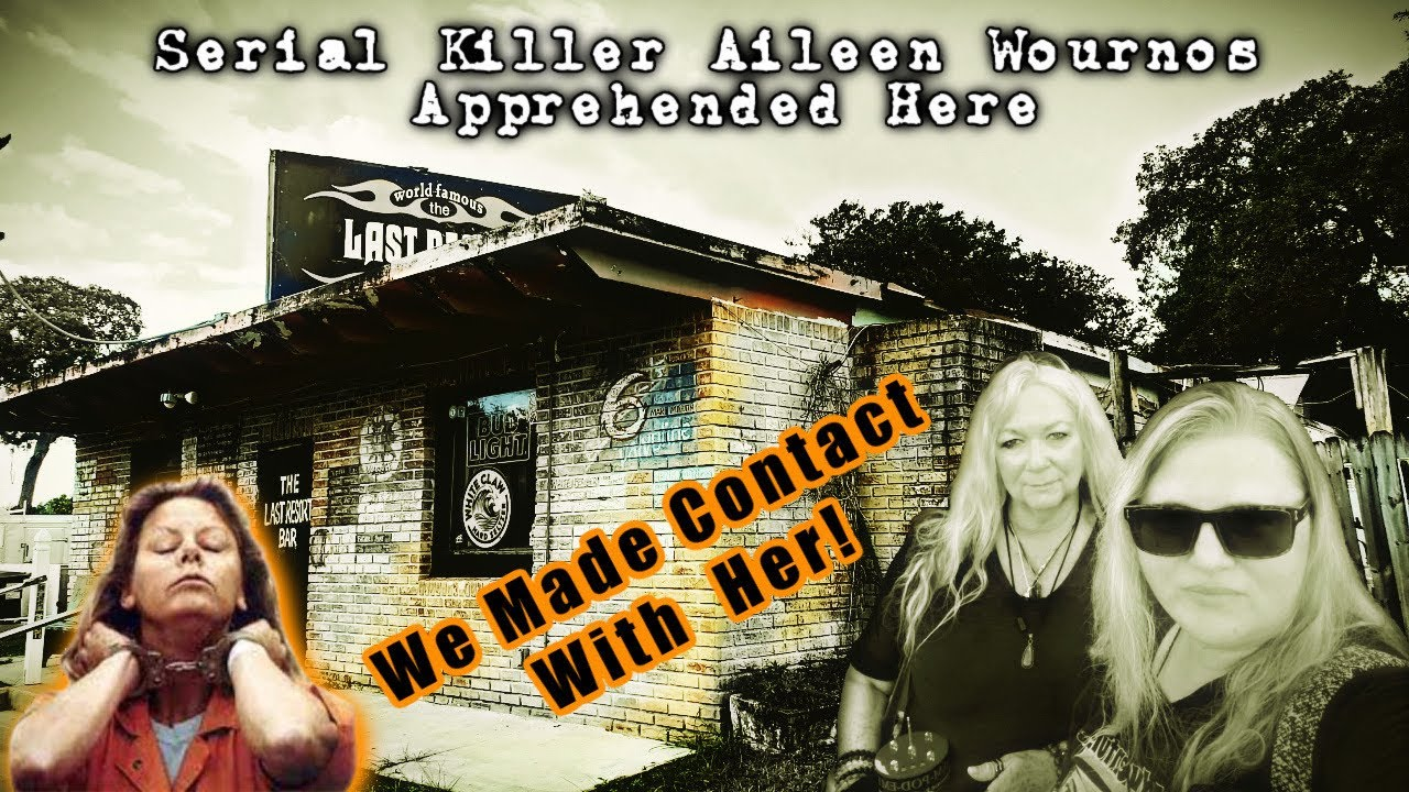 """Female Serial Killer """"Aileen Wuornos""""  Last Stop {We Made Contact With Her}"""