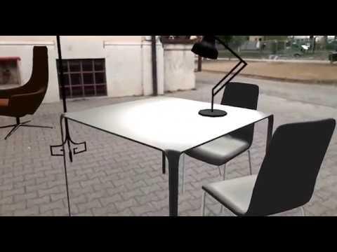 Virtual Setting - augmented reality & Virtual Setting - augmented reality - YouTube