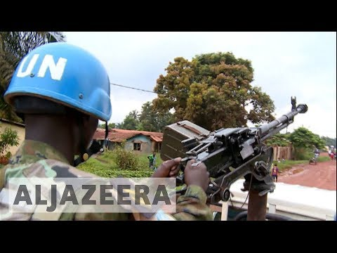 UN chief calls for peace in Central African Republic