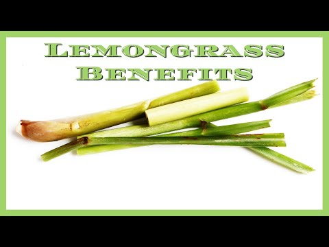 Surprising Benefits of Lemongrass