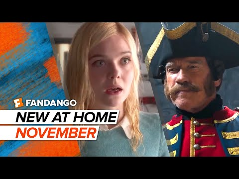 New Movies on Home Video in November 2020 | Movieclips Trailers