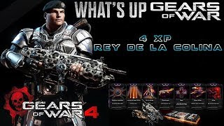 Gears of War 4 l WHAT´S UP Gameplay l KOTH 4XP en Forge l Feral Packs WTF  l  1080p Hd