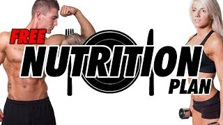 Free Nutrition Plan Demonstration Video | Massivejoes.com Deiting Calories Macros Guide Diet