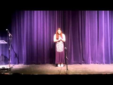 Cross Creek Early College High School Talent Show - Part 1