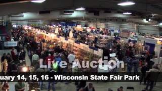 Muskie Expo 2014 Commercial