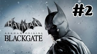 """Batman: Arkham Origins Blackgate - Deluxe Edition"" Walkthrough, Part 2 - Cell Blocks"