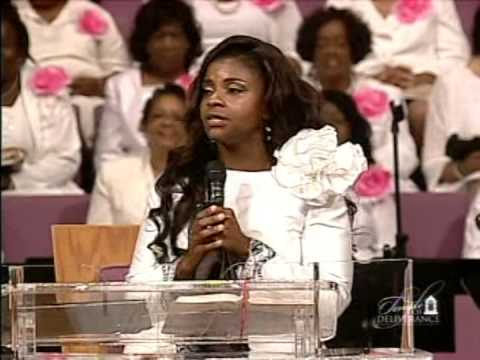 Evangelist Latrice Ryan - Temple Of Deliverance C.O.G.I.C  Women's Day 2014