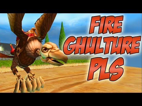 FIRE GHULTURE PLS! - Wizard101 Ghulture Hoard Pack Opening