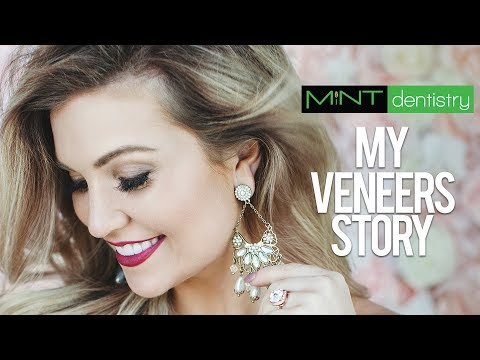 MINT dentistry | My Bridal Veneers Story