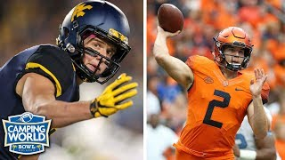 West Virginia vs. Syracuse: 2018 Camping World Bowl Preview