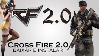 Como baixar e instalar Cross Fire AL 2.0