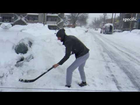 Severe winter storm slams Quebec, Ontario | Canada news today