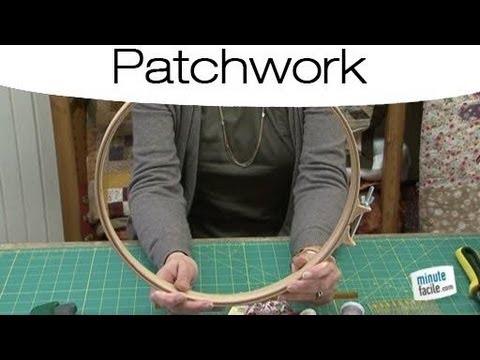 patchwork le materiel necessaire