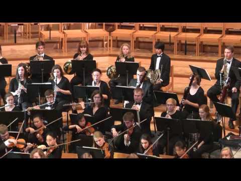 """St. Olaf Orchestra - """"Enigma"""" Variations, Op. 36 - Edward Elgar"""