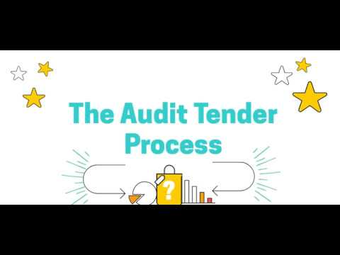 The Audit Tender Process