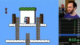 [10:39] Super Mario Bros. 2 Speedrun Personal Best