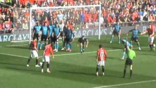 Cristiano Ronaldo Free Kick v Aston Villa