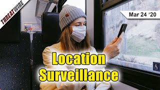 Tracking Covid-19 With Government Mandated Location Surveillance  - ThreatWire
