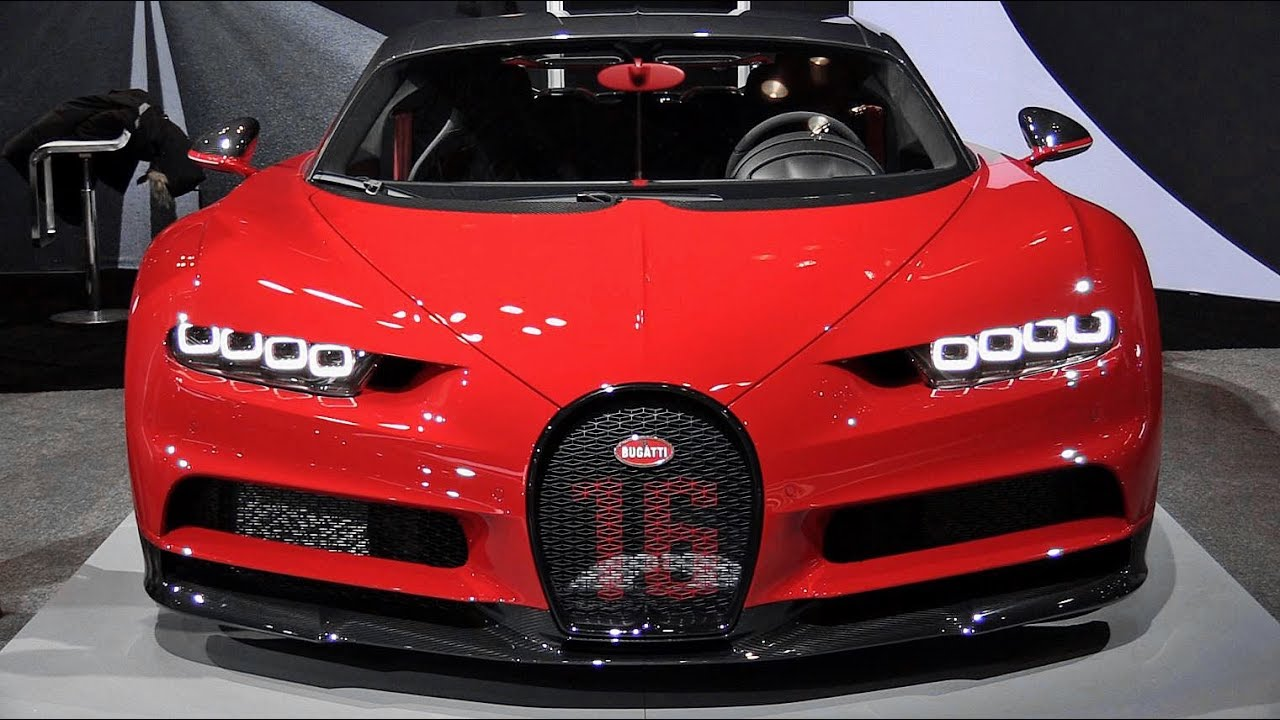 2019 Bugatti Chiron Sport First Look Youtube