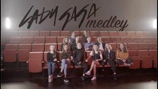 LADY GAGA MEDLEY   Spirit Young Performers Company