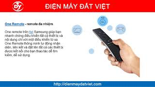 Chi tiết 75NU8000 - Smart Tivi Samsung 4K 75 inch UA75NU8000 Model 2018