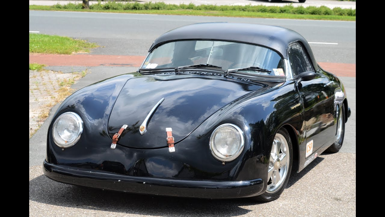 porsche 356 speedster replica for sale van maaren auto 39 s. Black Bedroom Furniture Sets. Home Design Ideas