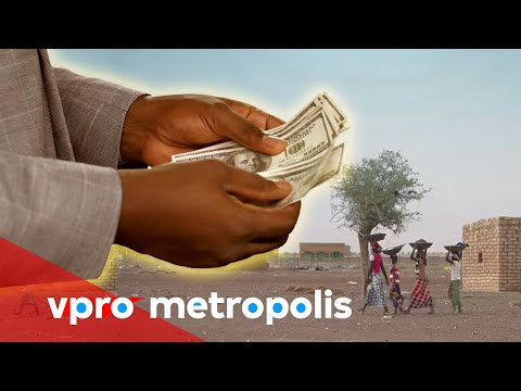 Sharing your salary with the whole village in Burkina Faso - VPRO Metropolis