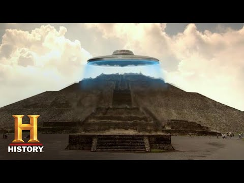 Ancient Aliens: UFO Hot Spots CONNECTED by SACRED GEOMETRY (Season 14) | History