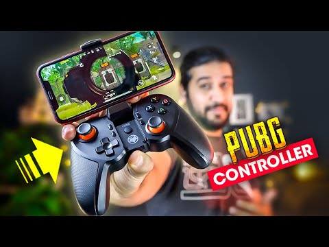 Best PUBG Mobile Controller!! 🔥😍 Amkette Evo Gamepad Pro 4 (Review in Hindi)