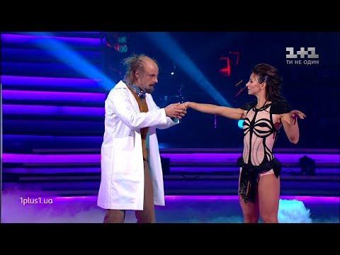 Michael Kukuyuk and Ilona Gvozdeva – Samba – Dancing with the Stars 2019