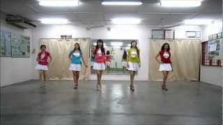 Bailando Boogaloo line dance (13/2/2013) by Totoy Pinoy