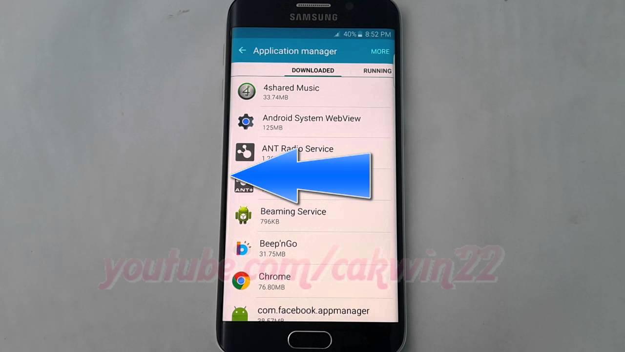 Приложения android для samsung s6