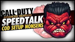 Call of Duty Advanced Warfare: Speedtalk Schwachsinn - Waffen Setup-Gedöns