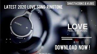 New 2020 latest ringtone | #hindi song ringtone|must download|sad song ringtone |love song ringtone