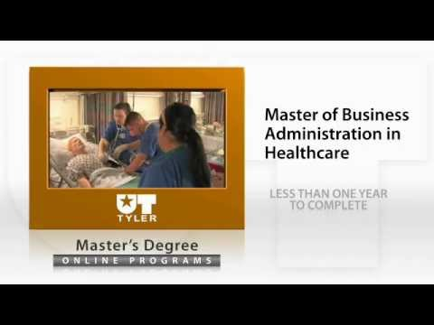 UT Tyler Online Master of Science and Business Administration