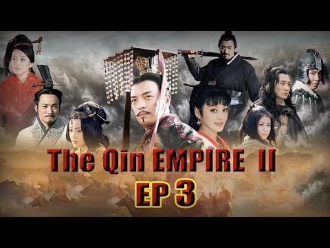 🚩the-qin-empire-Ⅱ-ep03-大秦帝国之纵横-|-chinese-tv-drama🚩