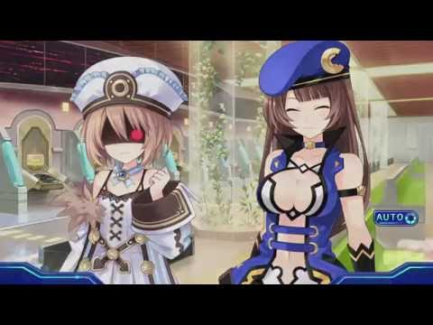 (Blanc's Story: The Golden Pair) - Megadimension Neptunia VII (Pt. 9)
