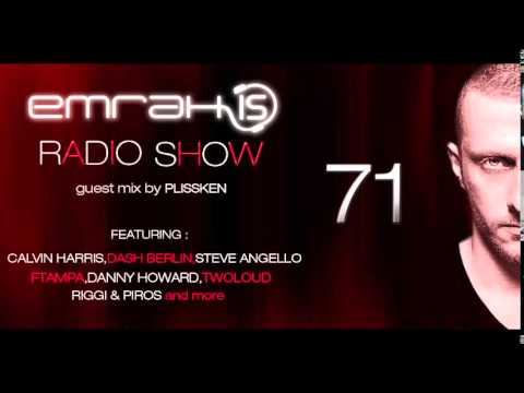 Emrah Is Radio Show - Episode 71 (Guest Mix by Plissken)