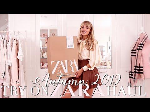 ZARA Autumn 2019 Try On Haul! ~ Autumn Fashion Edit ~ Freddy My Love