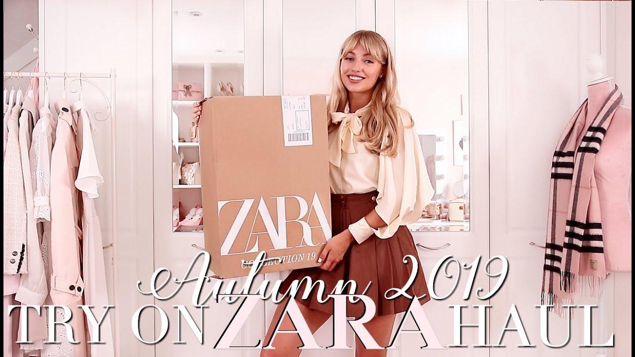 [VIDEO] - ZARA Autumn 2019 Try On Haul! ~ Autumn Fashion Edit ~ Freddy My Love 5