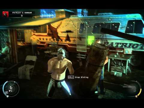 Hitman Absolution — Fight Night - Silent Assassin. |