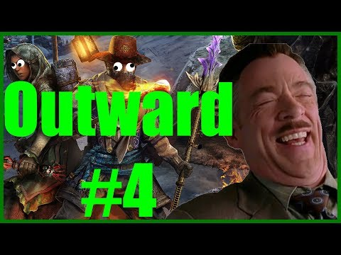 The Co-op Adventure Continues - OutWard Funny Moments #4