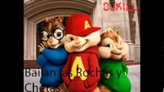 Alvin y Las Ardillas - Bailan las Rochas y Las Chetas