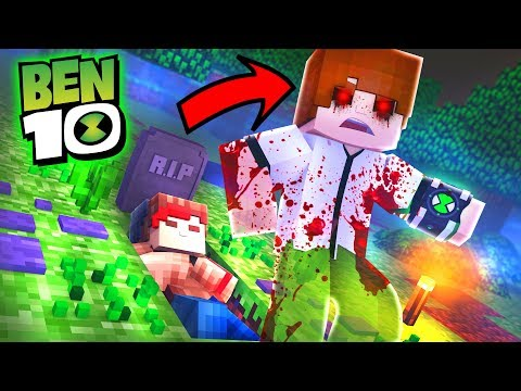 HOW TO BECOME BEN 10 IN MINECRAFT! (Learn To Become Ben 10)