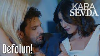 Kara Sevda 4. Bölüm - Defolun! 2017 Video