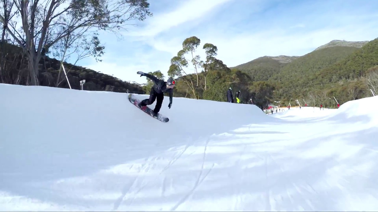 Thredbo Parks: Easy Does It Mini Pipe