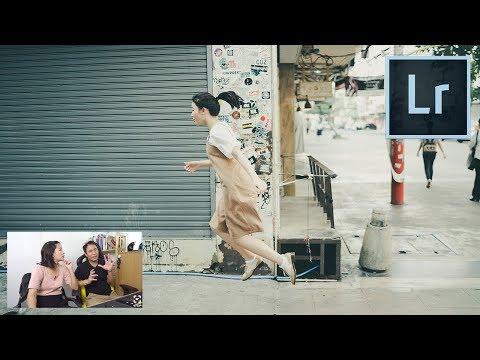 Lightroom โทน levitaion ญี่ปุ่น - วันที่ 27 Jun 2018