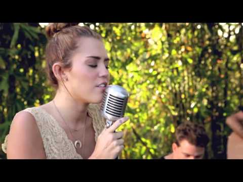 Jolene - Miley Cyrus ( Musical Artist) - The Backyard Sessions
