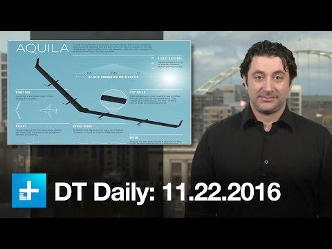 NTSB looking into June crash of Facebook's huge Aquila drone